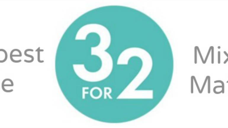 3 For 2 On All Spa Treatments & Services