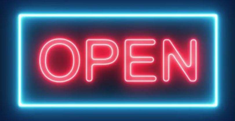 We will re-open on 12 April 2021!!